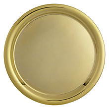 Buy John Lewis Bombay Cafe Dinner Plate Online at johnlewis.com