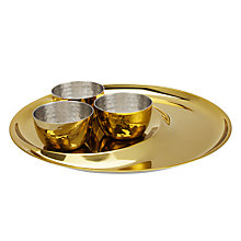 Buy John Lewis Bombay Cafe Thali Set Online at johnlewis.com