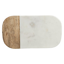 Buy John Lewis Croft Collection Arundel Cheese Board Online at johnlewis.com