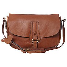 Buy White Stuff Mollie Handbag, Tan Online at johnlewis.com
