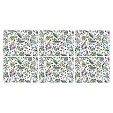 Buy Pimpernel Botanic Chintz Placemats, Set of 6 Online at johnlewis.com