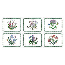Buy Pimpernel Botanic Garden Placemats, Set of 6 Online at johnlewis.com