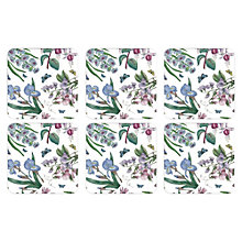 Buy Pimpernel Botanic Chintz Coasters, Set of 6 Online at johnlewis.com