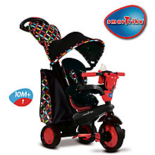 Buy Smart Trike Boutique 4-in-1 Tricycle Online at johnlewis.com