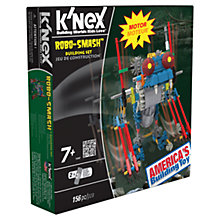 Buy K'NEX Robo-Smash Building Set Online at johnlewis.com