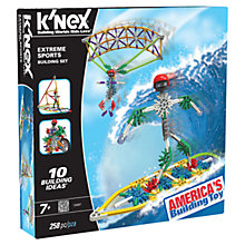 Buy K'Nex Extreme Sports Building Set Online at johnlewis.com