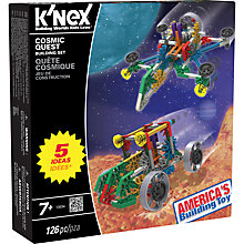 Buy K'Nex Cosmic Quest Building Set Online at johnlewis.com