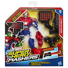 Buy (parent assorted sku, do not launch)Marvel Super Hero Mashers Battle Figures, Assorted Online at johnlewis.com
