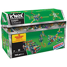 Buy K'Nex 70 Model Tub Building Set Online at johnlewis.com