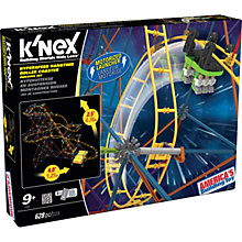 Buy K'Nex Hyperspeed Hangtime Roller Coaster Building Set Online at johnlewis.com