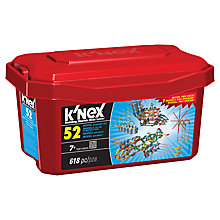 Buy K'Nex 52 Model Bumper Building Set Online at johnlewis.com