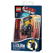 Buy The LEGO Movie Wyldstyle LED Key Light Online at johnlewis.com