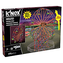 Buy K'NEX Ferris Wheel Building Set Online at johnlewis.com