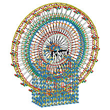 Buy K'Nex 6 Ft Ferris Wheel Online at johnlewis.com