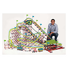Buy K'Nex Son Of Serpent Rollercoaster Online at johnlewis.com