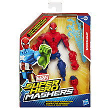 Buy Marvel Super Hero Mashers Figures, Assorted Online at johnlewis.com