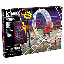 Buy K'Nex Star Shooter Roller Coaster Building Set Online at johnlewis.com