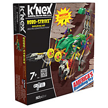 Buy K'NEX Robo-Strike Building Set Online at johnlewis.com