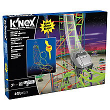 Buy K'Nex Amazin' 8 Roller Coaster Building Set Online at johnlewis.com