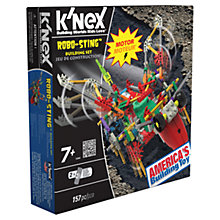 Buy K'NEX Robo-Sting Building Set Online at johnlewis.com