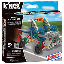 Buy K'Nex Truck Building Set Online at johnlewis.com