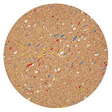 Buy House by John Lewis Speckled Cork Placemat Online at johnlewis.com