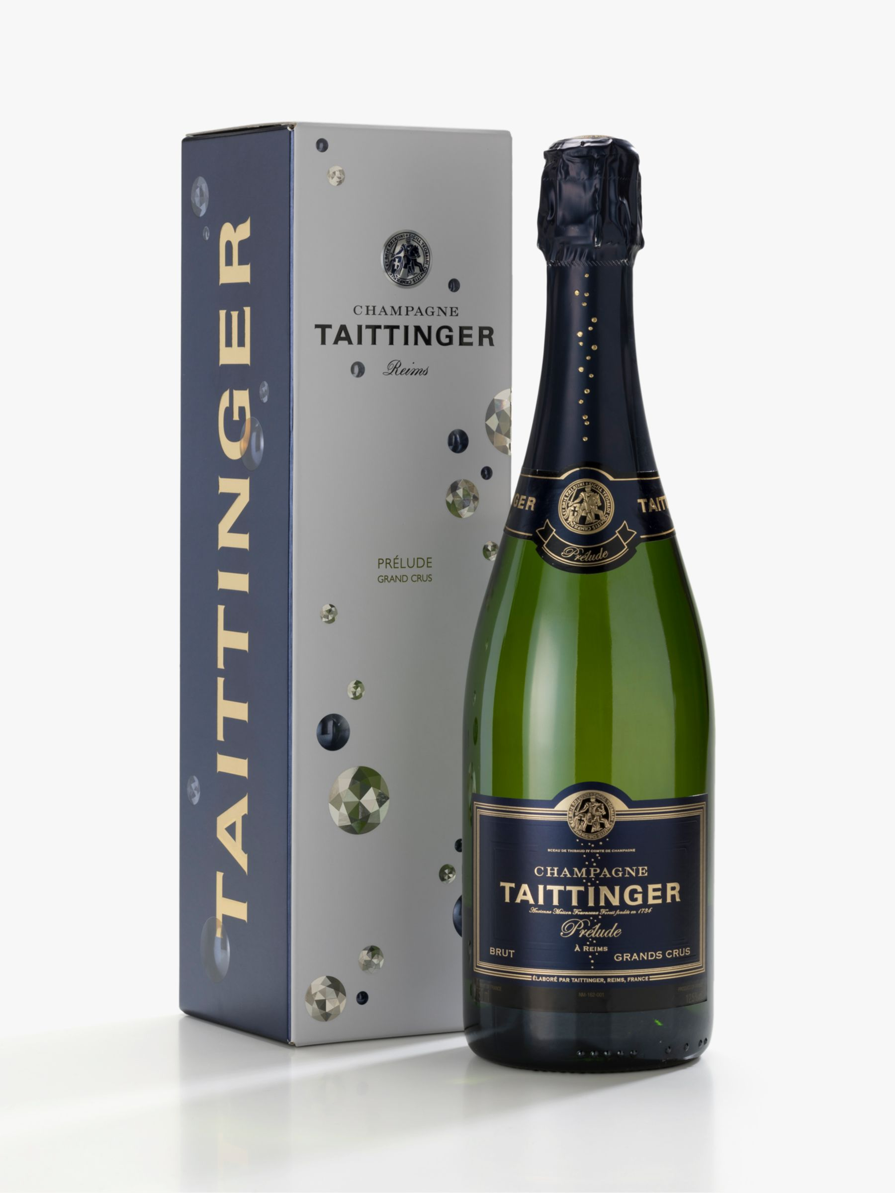 Taittinger Taittinger Prelude Grand Crus Champagne, 75cl