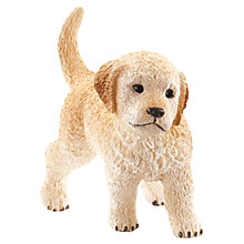 Buy Schleich Pets: Golden Retriever Puppy Online at johnlewis.com
