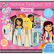 Buy Galt Fashion Designer Set Online at johnlewis.com