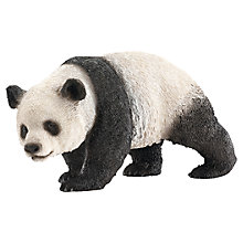 Buy Schleich Wild Animals: Giant Panda, Female Online at johnlewis.com