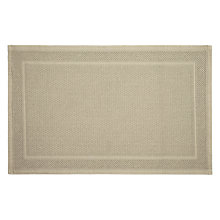 Buy John Lewis Croft Collection Boucle Bath Mat, Putty Online at johnlewis.com
