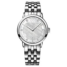 Buy 88 Rue Du Rhone 87WA140006 Women's Double 8 Origin Mother of Pearl Diamond Watch, Silver Online at johnlewis.com