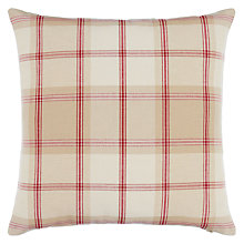 Buy John Lewis Harrow Check Cushion Online at johnlewis.com