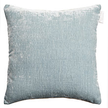 Buy Voyage Mimosa Cushion, Duck Egg Online at johnlewis.com