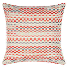 Buy John Lewis Chenille Design Cushion Online at johnlewis.com