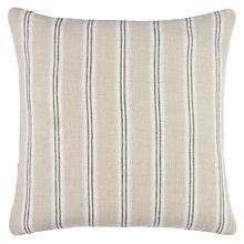 Buy John Lewis Linen Stripe Cushion Online at johnlewis.com
