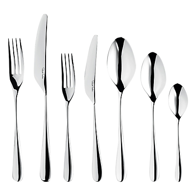 Robert Welch Arden Bright Cutlery Set, 42 Piece
