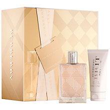 Buy Burberry Brit Rhythm Women's Eau de Toilette Gift Set Online at johnlewis.com