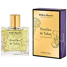 Buy Miller Harris Chromatic Triology Feu Eau De Parfum Christmas Gift Set Online at johnlewis.com