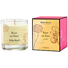 Buy Miller Harris Chromatic Triology Rose Candle Christmas Gift Set Online at johnlewis.com