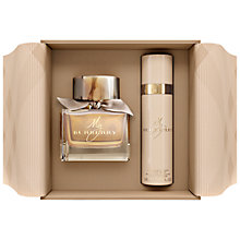 Buy Burberry My Burberry Eau de Parfum Gift Set Online at johnlewis.com
