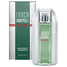 Buy La Perla Grigioperla Touch Sport Eau de Toilette, 75ml Online at johnlewis.com