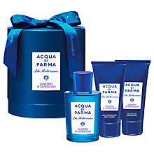 Buy Acqua di Parma Ginepro di Sardegna Eau de Toilette Gift Set Online at johnlewis.com