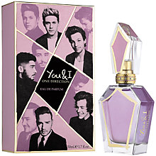 Buy One Direction You & I Eau de Parfum Online at johnlewis.com