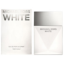 Buy Michael Kors White Eau de Parfum Online at johnlewis.com