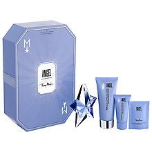 Buy Thierry Mugler Angel Loyalty Gift Set Online at johnlewis.com
