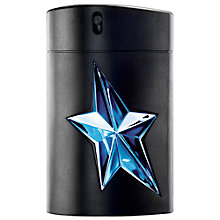 Buy Thierry Mugler A*Men Eau de Toilette Rubber Natural Spray, Refillable 50ml Online at johnlewis.com