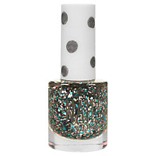 Buy TOPSHOP Glossy Glitter Nails, 8ml Online at johnlewis.com