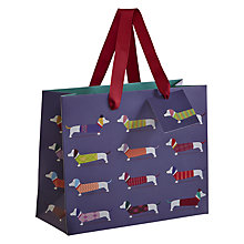 Buy Call Me Frank Landscape Dog Gift Bag Online at johnlewis.com