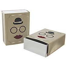 Buy Meri Meri All Wrapped Up Bowler Hat Gift Boxes, Pack of 2 Online at johnlewis.com